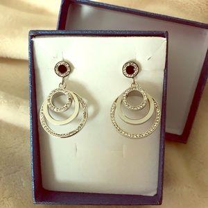 NWT Australian Crystal Drop Earrings